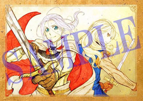 アニメイトオリジナル全巻購入 追加特典用描き下ろしイラスト絵柄公開